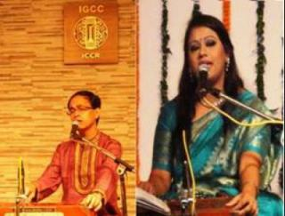Musical evening by Himadri Shekhor, Shimu Dey on Feb 28