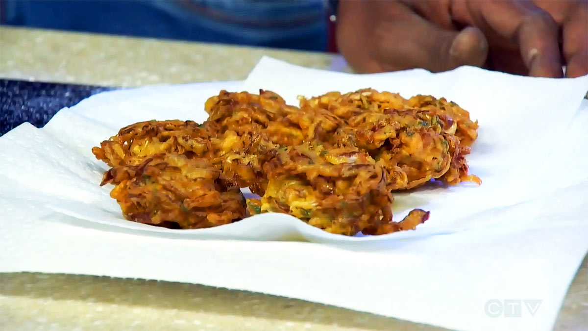 Bangladeshi Vegetable Pakoras